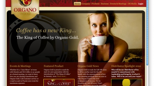organo gold training
