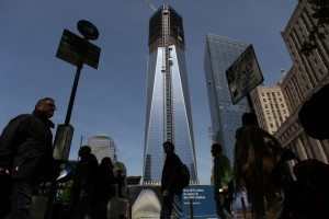 """Freedom tower - A New Beginning 9/11"""